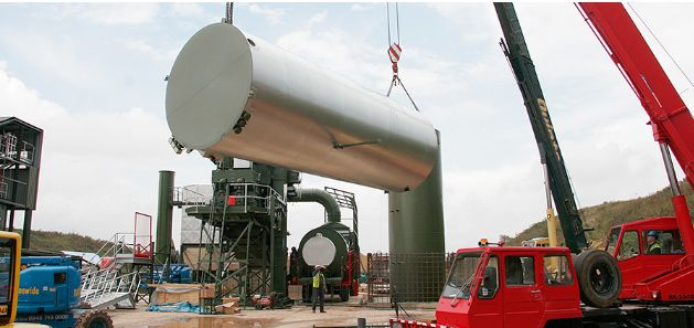 bitumen equipment