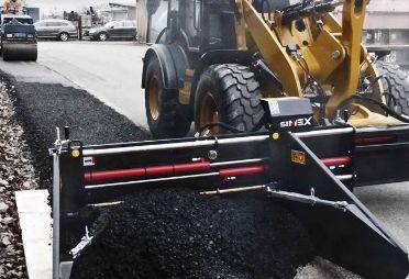 asphalt pavers