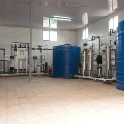 Ultra Filtration Amp Reverse Osmosis System