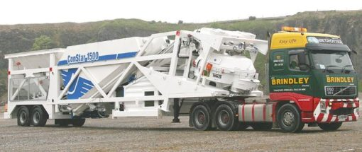 Mobile Concrete Plants